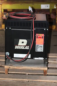 Dbs3b12 380 Douglas 3phase Automatic Forklift Industrial 24 Volt Battery Charger