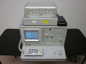 Tektronix 371 High Power Programmable Curve Tracer W Test Fixture Accy s