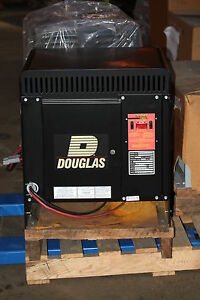 Dbs3b6 475 Douglas 3 Phase Automatic Forklift Industrial 12 Volt Battery Charger