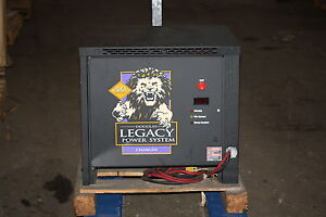 3b6 600l Vg45028 Douglas 3 Phase Automatic Forklift 12 Volt Battery Charger