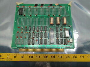 Japax Inc Pt3195b Cpu 02b Pc Circuit Board Card