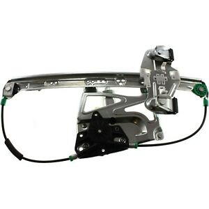 Power Window Regulator For 2000 2001 Cadillac Deville Front Right With Motor