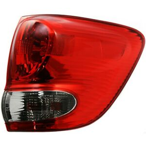 Tail Light For 2005 2007 Toyota Sequoia Rh Outer
