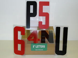 8 Inch Flexible Outdoor Portable Marquee Sign Letters 8 On 8 7 8 176 Count