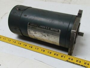 Magnetek 4640b 1 Variable Speed D c Motor 1200 Rpm Tenv