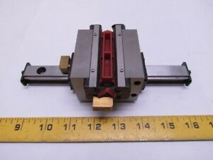 Thk Co Csr20 002515 2 way Linear Ball Bearing Pillow Blocks With 95mm Long Rail