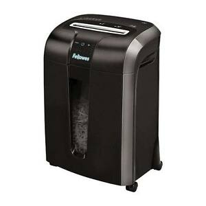 New Fellowes Powershred 73ci Cross cut Paper Shredder Free Shipping