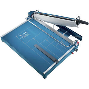 New Dahle 567 Premium 21 5 Inch Heavy Duty Guillotine Cutter Free Shipping