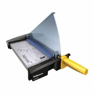 New Fellowes Fusion 180 18 Inch Guillotine Paper Cutter Free Shipping