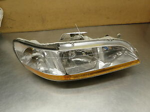 1998 1999 2000 Honda Accord Right Passenger Headlight Oem 0706585