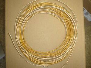 100 High Precision Mil spec Times Microwave Rf Microwave Cable Part Aa2399