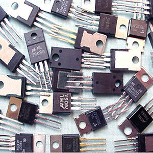 41 Pc Voltage Regulator Assortment To 220
