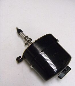 12 Volt Wiper Motor W Built In Switch Early Ford Chevy Plymouth Dodge New 12v