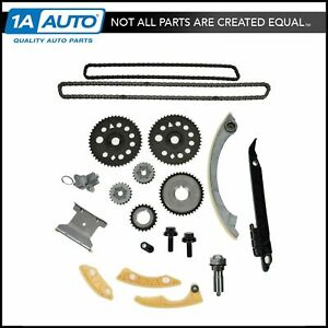 Timing Chain Balance Shaft Set Kit For Chevy Pontiac Saturn Olds 2 2l 2 4l Dohc