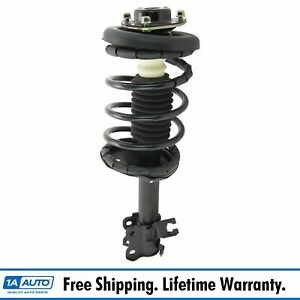 Front Shock Strut Spring Rh Passenger Right New For Infiniti I30 Nissan Maxima