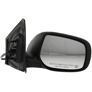 Power Mirror For 2009 2013 Toyota Corolla North America Built Right Side Heated