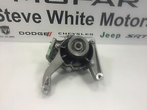 05 07 Jeep Liberty Water Coolant Pump With 2 8l Turbo Diesel Engines Mopar Oem