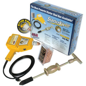 H s Autoshot Uni spotter 4550 Stud Welder Starter Kit Plus With Free Shipping