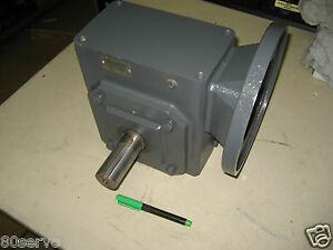 Us Electric Motor Gear Reducer Ratio 10 1 3072 In lbs Frame 325