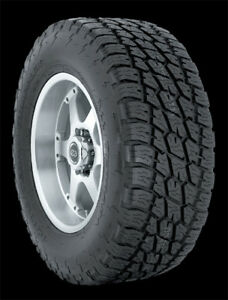 4 New 285 75 16 Nitto Terra Grappler At 10ply Tires 75r16 R16 75r