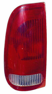 Tail Light Assembly Driver Side Left Fits Ford F Series Pickup Styleside