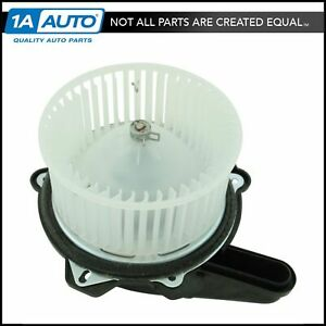 Heater Blower Motor W Fan Cage For Ford Mustang 94 03 04