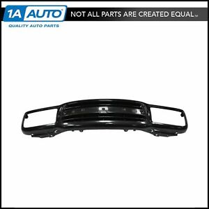 Black Paint To Match Front Grille Grill For Pontiac Sunrunner Chevy Tracker