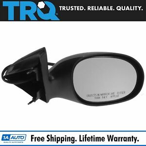 Side View Power Mirror Black Passenger Right Rh For Intrepid Concorde 300m