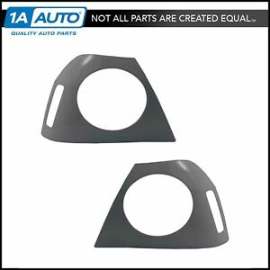 Taillight Cover Pair For Chevy Impala 02 03 04 05