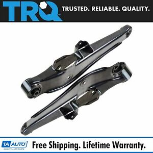Rear Lower Locating Control Arm Pair Set New For 10 12 Caliber Compass Patriot