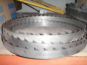 Bandsaw Blades Fit Sawmills Bandsaws Fit Woodmizer 158 1 2 Made In Usa