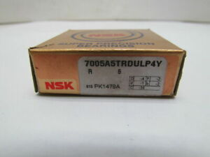 Nsk 7005a5trdulp4y Super Precision Bearing 1 Bearing