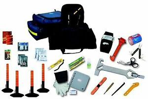 Ems Police Fire Rescue Road Warrior First Responder Response Traffic Safety Kit