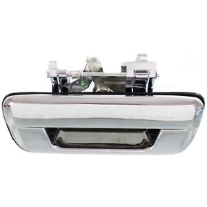 Tailgate Handle For 2004 2011 Chevrolet Colorado Gmc Canyon Chrome