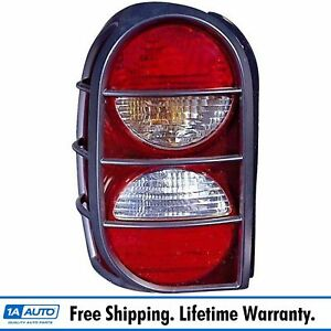 Taillight Tail Lamp Guard Lh Left For Jeep Liberty 2005 2007
