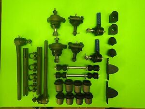1958 1959 1960 1961 1962 Chevrolet Front Suspension Rebuild Kit New