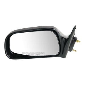 Power Side View Mirror Driver Left Lh For 97 01 Toyota Camry Us Built Models
