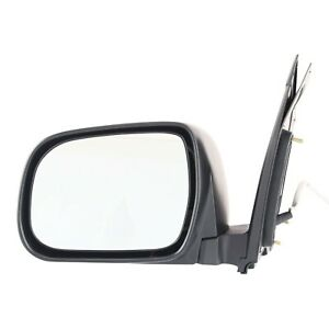 Power Heated Side View Mirror Folding Driver Left Lh For 04 10 Toyota Sienna