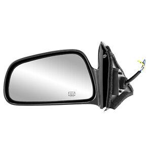 Power Mirror For 1999 2003 Mitsubishi Galant Driver Side Heated Paintable