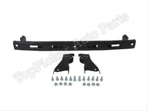 99 07 Silverado Sierra 1500 2500ld Rear Bumper Hitch Reinforce Bar Inner Bracket