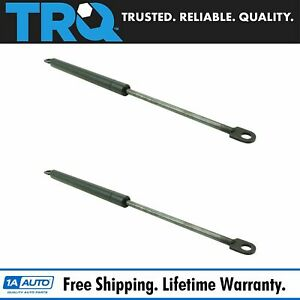 Hood Lift Supports Struts Pair Set For Buick Regal Century Olds Cutlass Supreme
