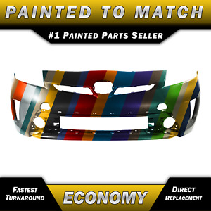 New Painted To Match Front Bumper Cover For 2012 2015 Toyota Prius 5211947934