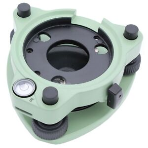 Gdf321 New Total Station Tribrach Without Optical Plummet Replace Leica Gdf321