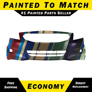 New Painted To Match Front Bumper Cover For 2011 2012 Honda Accord Coupe 2dr