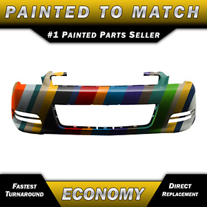 New Painted To Match Front Bumper Cover For 2006 2013 Chevy Chevrolet Impala