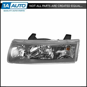 Headlight Headlamp Driver Side Left Lh New For 02 04 Saturn Vue