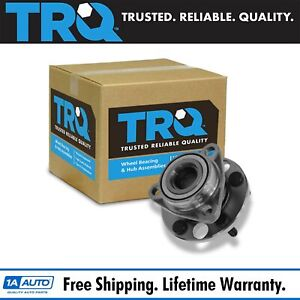 Trq Front Wheel Hub Bearing New For Chevy Cavalier Pontiac Grand Am Buick Olds