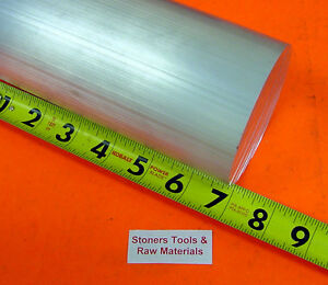 3 1 4 Aluminum 6061 Round Rod 7 Long T6511 3 25 Od Solid Lathe Bar Stock