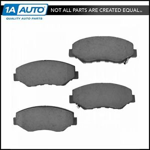 Nakamoto Front Posi Ceramic Brake Pad Kit For Honda Accord Cr V Element Pilot