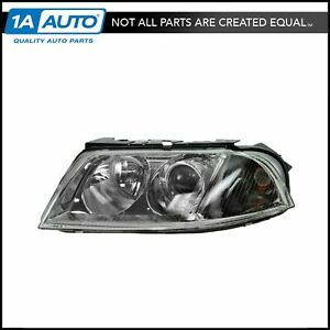 Halogen Headlight Headlamp Driver Side Left Lh New For 01 05 Vw Passat